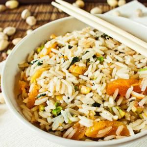 Рисово-фруктовая диета