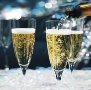 Диета на шампанском